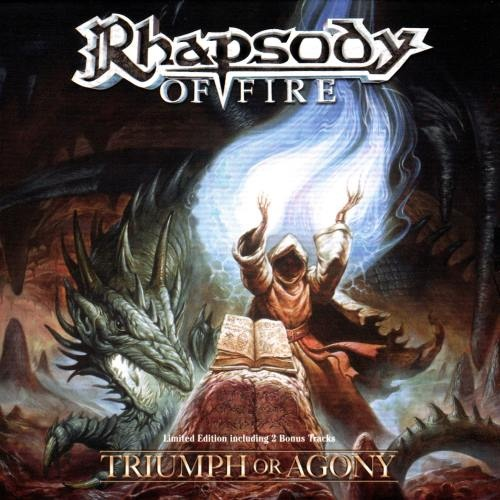 Rhapsody Of Fire - Тriumрh Оr Аgоnу [Limitеd Еditiоn] (2006)