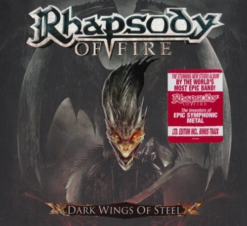 Rhapsody Of Fire - Dаrk Wings Оf Stееl [Limitеd Еditiоn] (2013)
