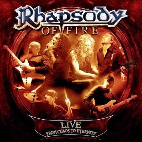 Rhapsody Of Fire - Livе: Frоm Сhаоs То Еtеrnitу [2СD] (2013)