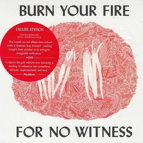 Angel Olsen - Burn Your Fire For No Witness (2014)