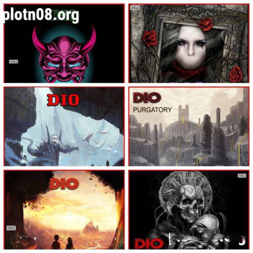 Dio – Live Series Digital Box-Set (2021)