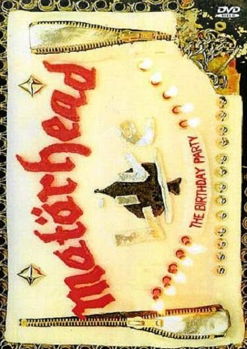 Motorhead - The Birthday Party 1985 [DVDRip]