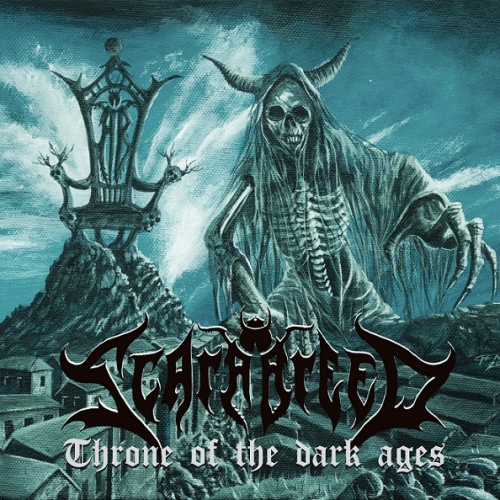 Scarabreed - Throne of the Dark Ages (2020)