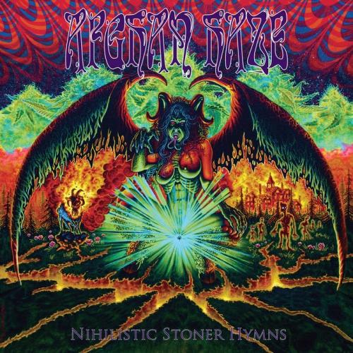 Afghan Haze - Nihilistic Stoner Hymns (2021)