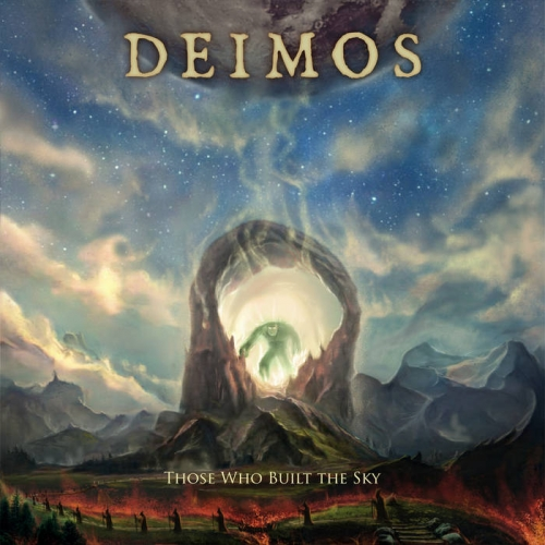 Deimos - Those Who Built the Sky (2021)