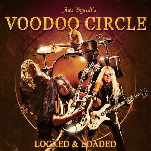 Voodoo Circle - Locked & Loaded (2021) + Hi-Res