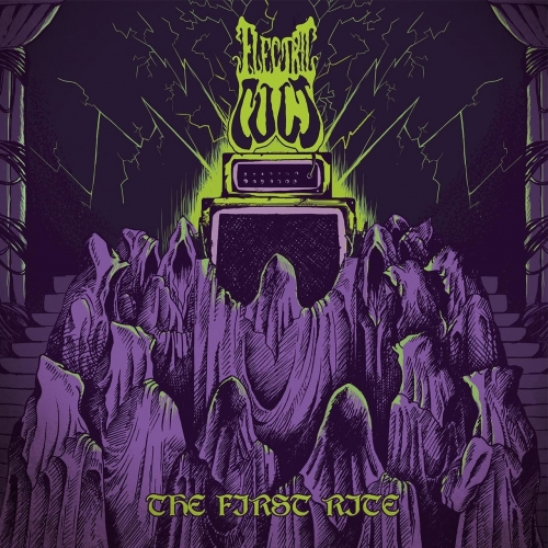 Electric Cult - The First Rite (EP) (2021)