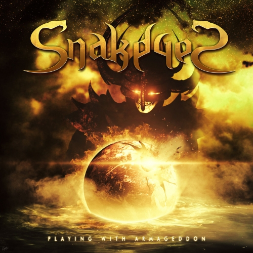 Snakeyes - Playing with Armageddon (2021)