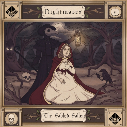 The Fabled Fallen - Nightmares (2021)