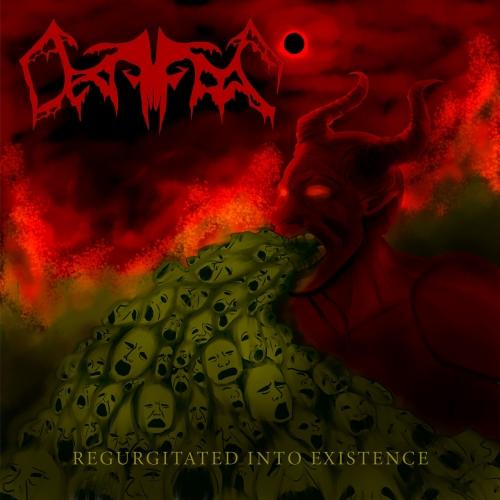 Deathgoat - Regurgitated into Existence (2021)