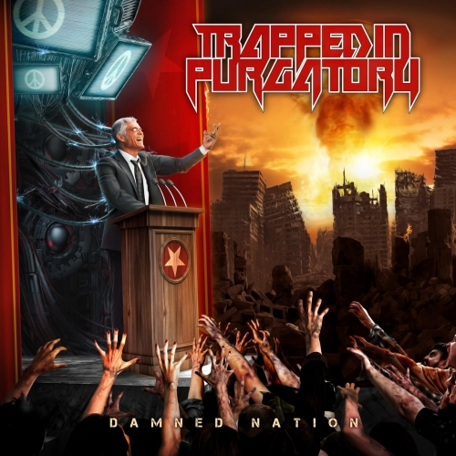 Trapped In Purgatory - Damned Nation (2021)