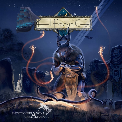 Elfsong - Encyclopedia Nova Creatura (2021)