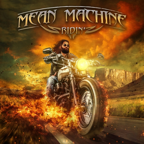 Mean Machine - Ridin' (EP) (2021)