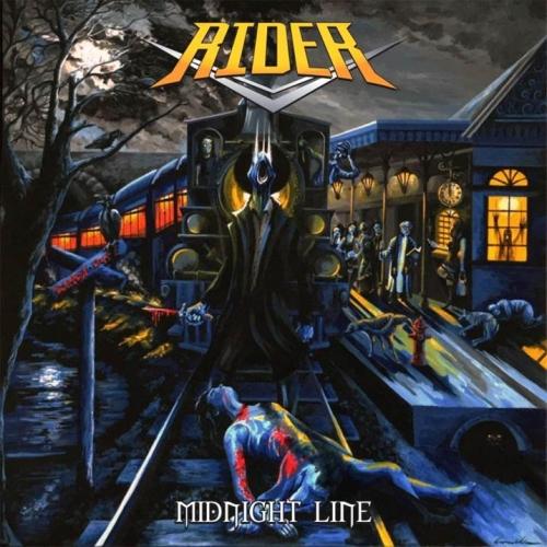 Rider - Midnight Line (2020)