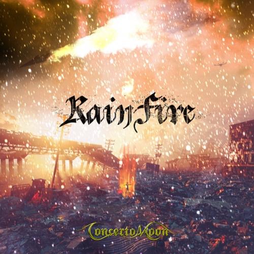 Concerto Moon - Rain Fire (Japanese Edition) (2020)