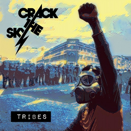 Crack The Sky - Tribes (2021)