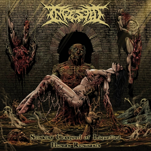 Ingested - Stinking Cesspool of Liquified Human Remnants (2021)