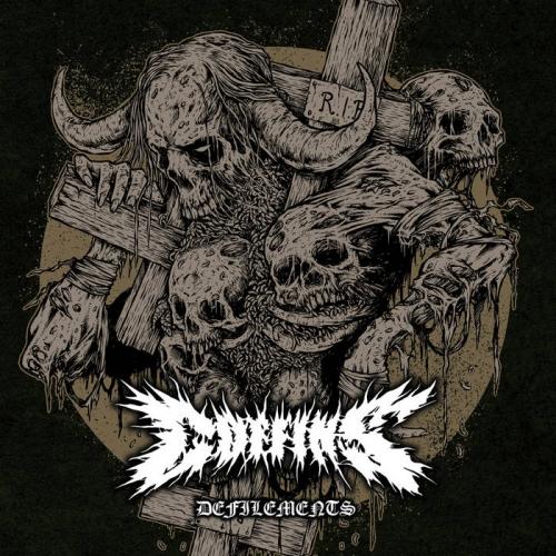 Coffins - Defilements (2021)