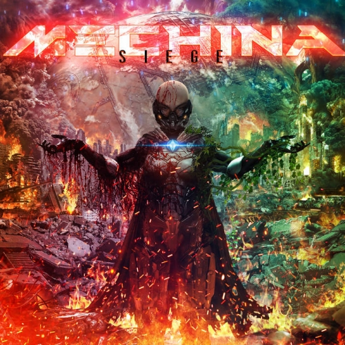 Mechina - Siege [+ Instrumentals + Core] (2021)