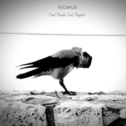 Nicarus - Coal People, Coal Puppets (2021)