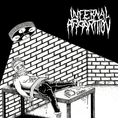 Infernal Apparition - The Endless Crypt (2021)
