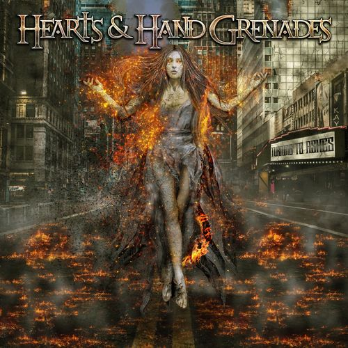Hearts & Hand Grenades - Turning to Ashes (2021)