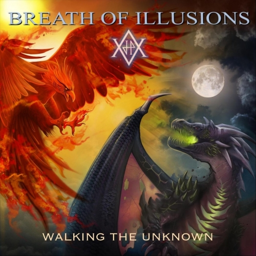 Breath of Illusions - Walking the Unknown (2021)