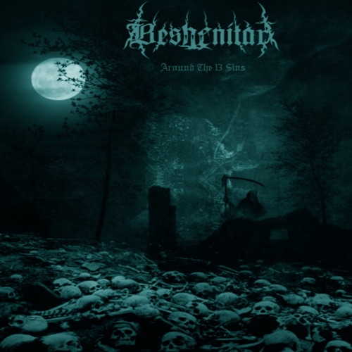 Beshenitar - Around the 13 Sins (2021)