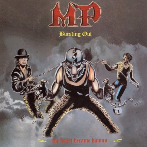 MP - Bursting Out (The Beast Became Human) (Reissue/remaster) (2021)