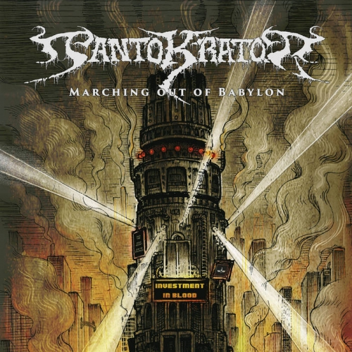 Pantokrator - Marching Out of Babylon (2021) + Hi-Res