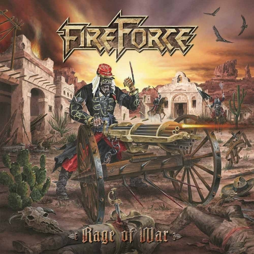 FireForce - Rage of War (2021)