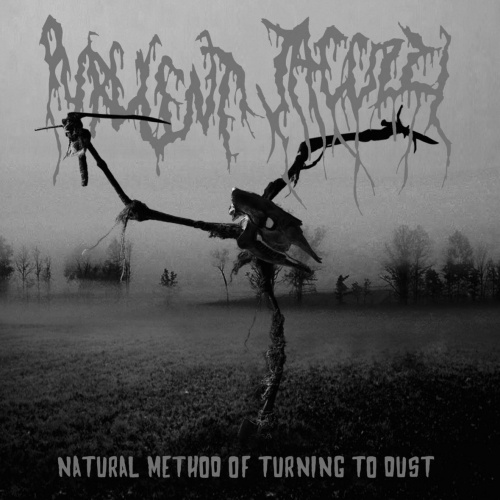 Purulent Jacuzzi - Natural Method of Turning to Dust (2021)