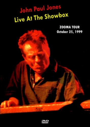 John Paul Jones - Live at The Showbox 1999