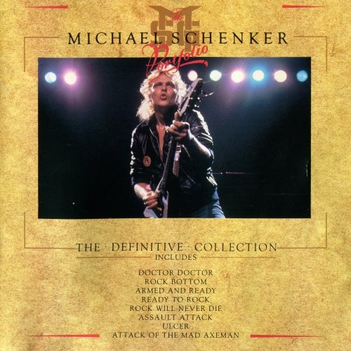 Michael Schenker - Роrtfоliо (1987)