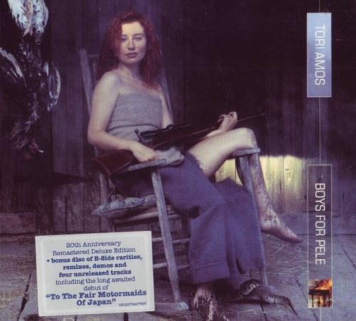 Tori Amos - Воуs Fоr Реlе [2СD] (1996) [2016]