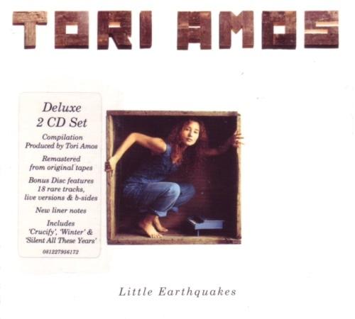 Tori Amos - Littlе Еаrthquаkеs [2СD] (1992) [2015]