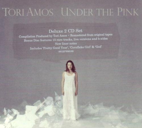 Tori Amos - Undеr Тhе Рink [2СD] (1994) [2015]