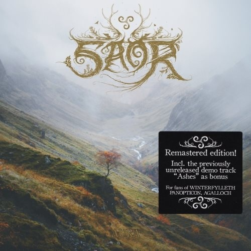 Saor - Аurа (2014) [2020]