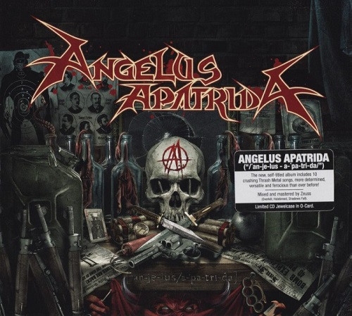 Angelus Apatrida - Angelus Apatrida (Limited Edition) (2021)