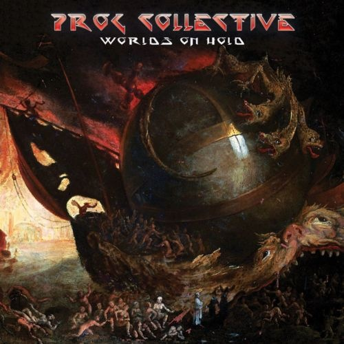 The Prog Collective – Worlds on Hold (2021) (Limited Edition)