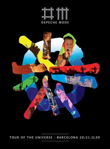 Depeche Mode - Tour Of The Universe: Live In Barcelona (2010)