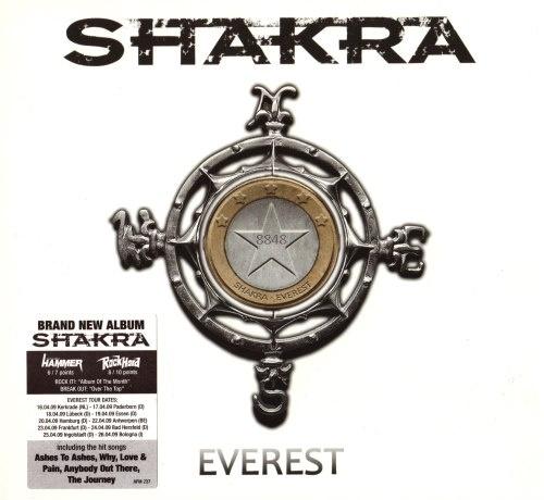 Shakra - Еvеrеst [Limitеd Еditiоn] (2009)