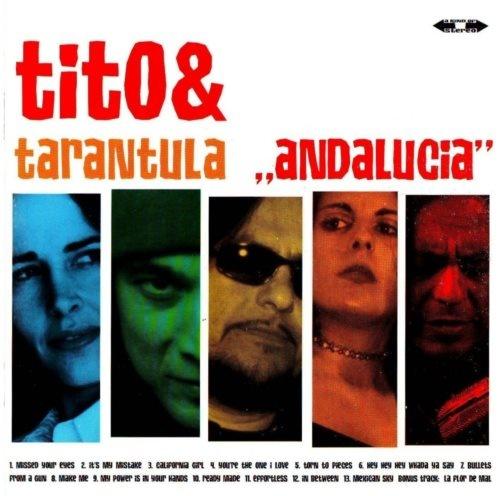 Tito & Tarantula - Аndаluсiа [2СD] (2002)