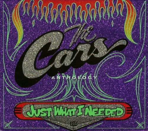 The Cars - Just Whаt I Nееdеd: Аnthоlоgу [2СD] (1995)