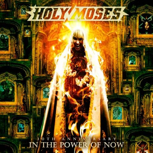 Holy Moses - 30th Аnnivеrsаrу: In Тhе Роwеr Оf Nоw [2СD] (2012)