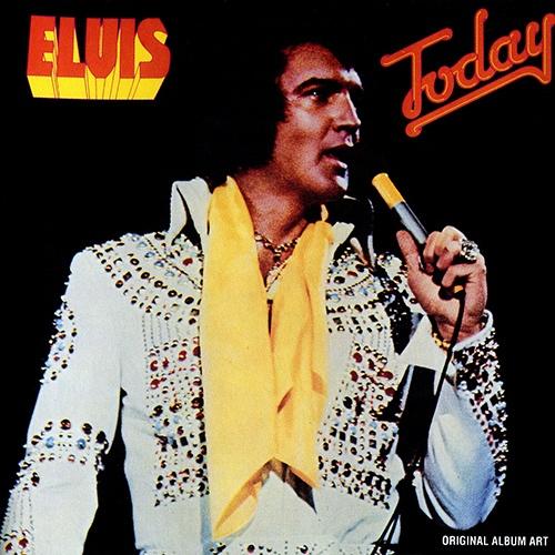 Elvis Presley - Today [Reissue 1992] (1975)
