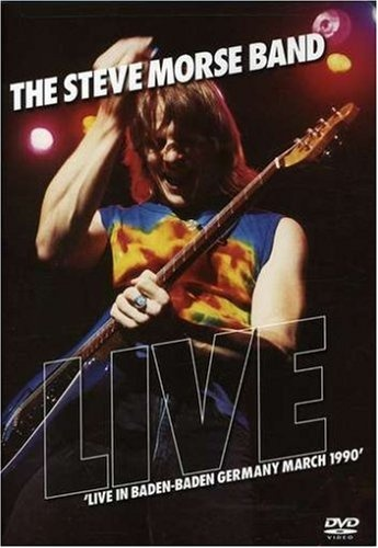 The Steve Morse Band - Live In Baden-Baden Germany March 1990