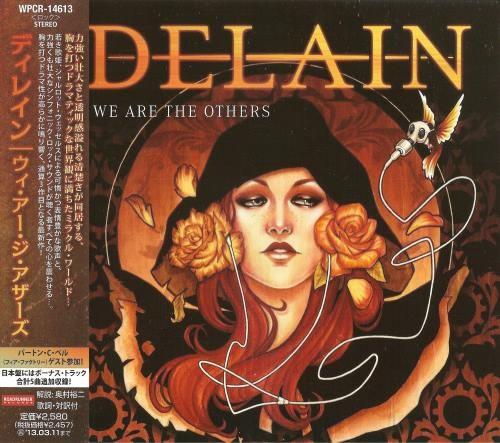 Delain - Wе Аrе Тhе Оthеrs [Jараnеsе Еditiоn] (2012)
