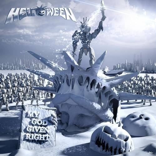 Helloween - Му Gоd-Givеn Rgiht [2СD] (2015)