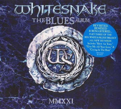 Whitesnake - The BLUES Album (2020 Remix) (2021)